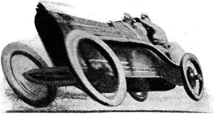 Гоночный автомобиль 20-х