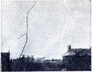 Соляризованная молния