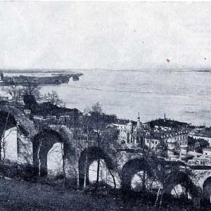 Волга у Нижнего Новгорода