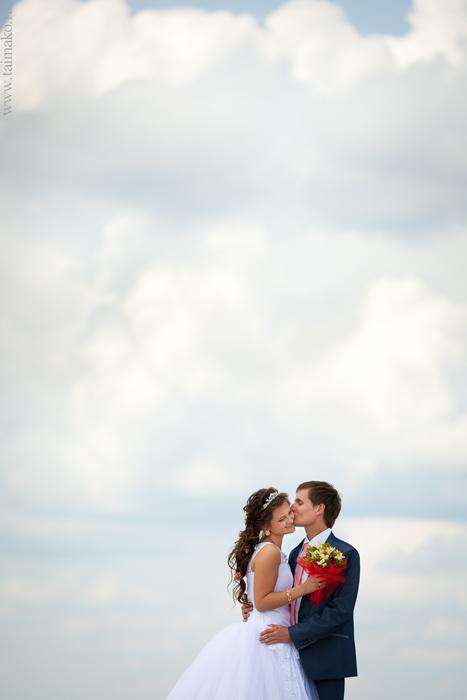 Особая свадьба