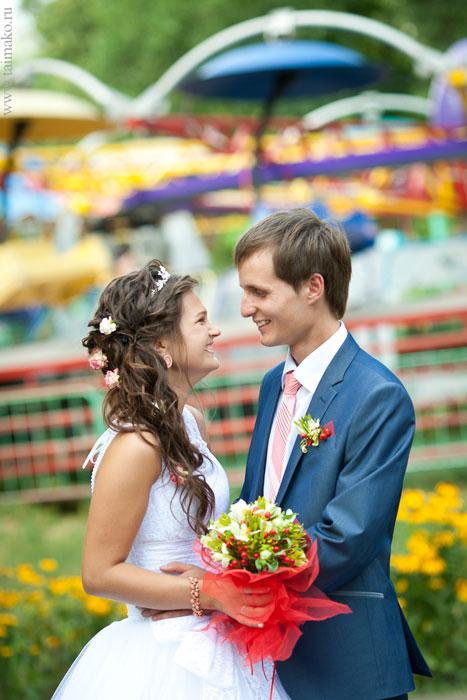 Свадебная фото сессия