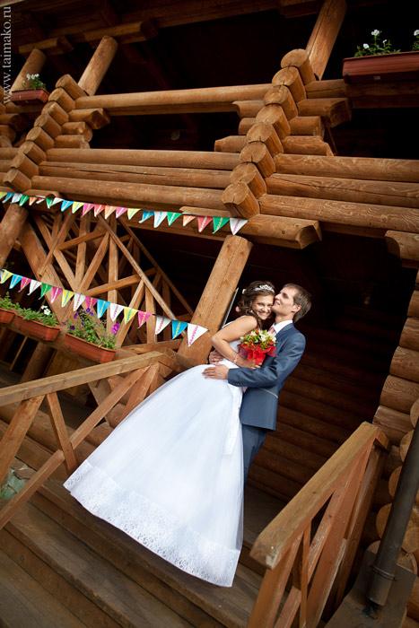 Фото-сессия свадьбы