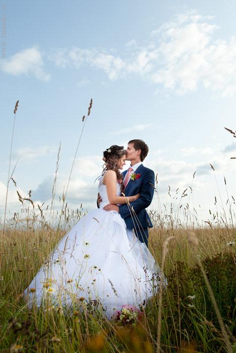 Фото свадеб на природе