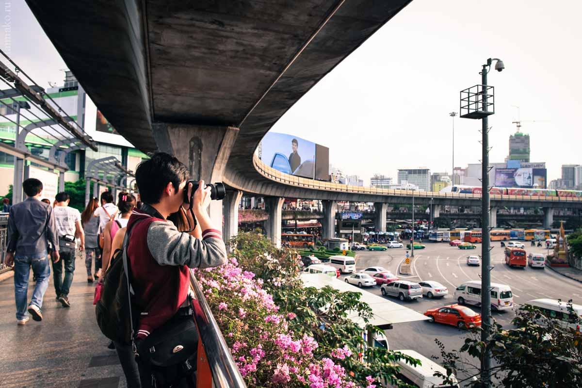 Бангкок, Victory monument.