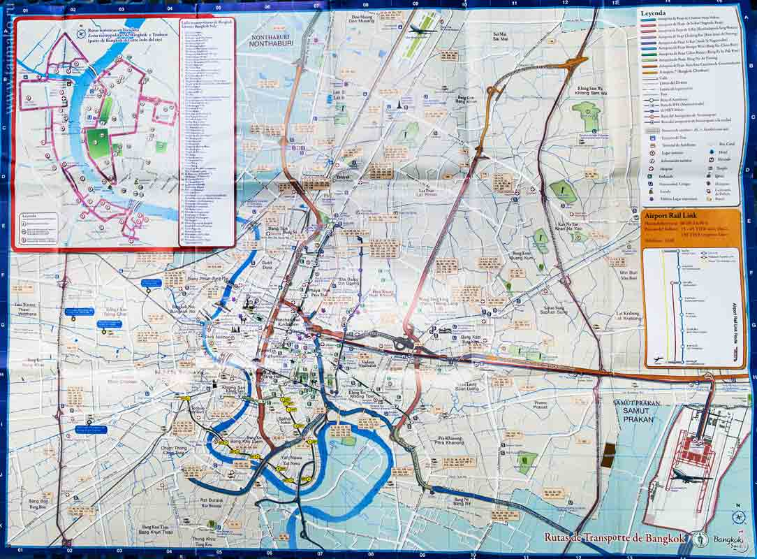 Transport-maps-of-Bangkok-1